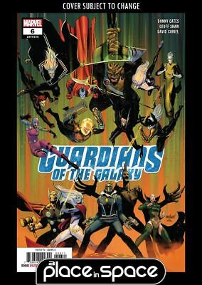Guardians Of The Galaxy, Vol. 5 #6A (Wk25)
