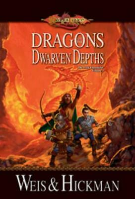 WOTC Dragonlance No Lost Chronicles, The #1 - Dragons of the Dwarven Dep HC NM-