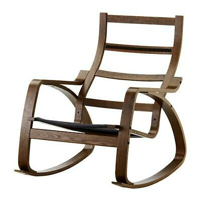 Super Ikea Poang Rocking Chair Brown Cushion Not Included New Spiritservingveterans Wood Chair Design Ideas Spiritservingveteransorg