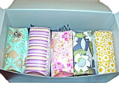 Lollia Perfumed Bar Soap Five Gift Bar Collection Try them ALL