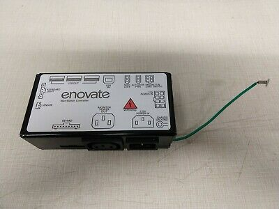 ENOVATE MEDICAL e850 WALL STATION ELIFT WALL STATION CONTROLLER LOCKS PC MONITOR