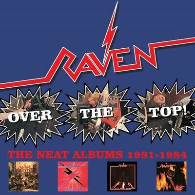 Raven - Over The Top! Neat Years 1981-1984 [New CD] UK - Import
