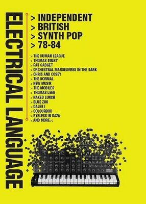 Electrical Language: - Electrical Language: Independent British Synth Pop 78-84