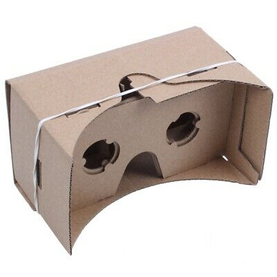 AUTHENTIC GOOGLE CARDBOARD Virtual Reality VR Viewer By