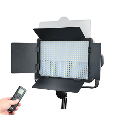 Godox LED500W LED Studio Video Continuous Light Panel 5600K with Remote Control