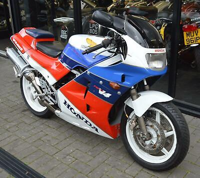 * Sold * 1989 Honda Vfr400 Nc24 * Part Exchange To Clear *