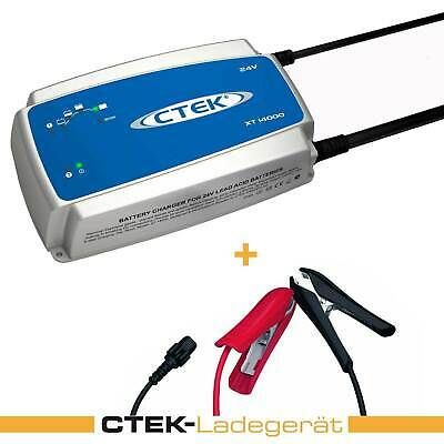 Ctek XT14000 XT 14000 24V 14A Charger Bus Lorry pro Fixed Installation Boat
