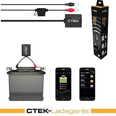 Ctek Battery Sense Ctx Battery Monitoring System Smartphone App Mobil Telephone