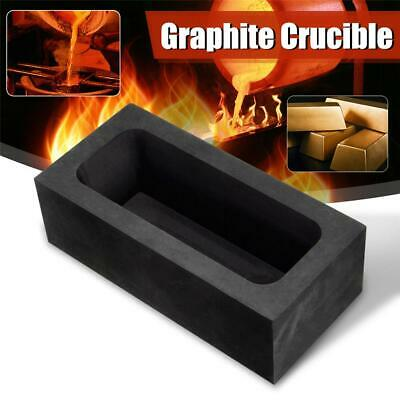 Clay Graphite Foundry Crucible Melting Furnace Refining Gold Silver CU Mould
