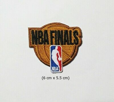 NBA FINALS  Sport Logo  Embroidery Patch Iron and sewing on Clothes