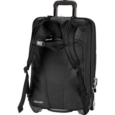 """eBags TLS 22"""" Convertible Wheeled Carry-on 5 Colors Softside Carry-On NEW"""
