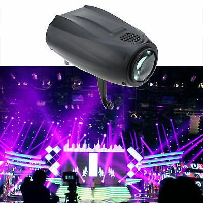 Music Active RGBW LED Lights Laser Stage Effect Lighting Club Disco Party Bar CZ