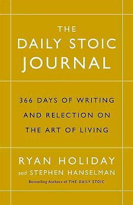 Daily Stoic Journal by Ryan Holiday