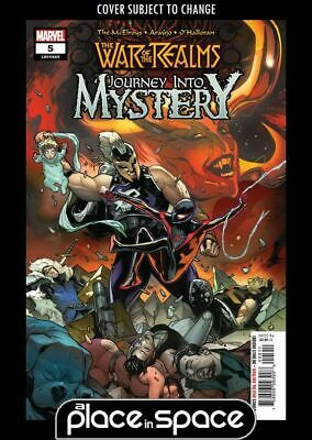 War Of The Realms: Journey Into Mystery #5A (Wk25)