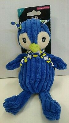Deglingos soft toy penguin. French design. New on card.