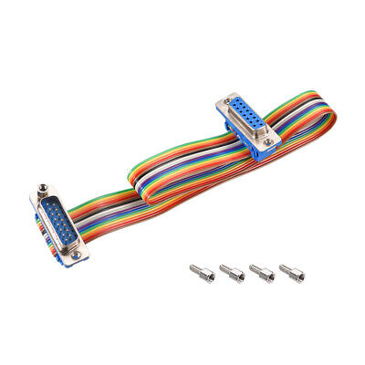 4x T812-1-08 Plug IDC female PIN8 IDC for ribbon cable 1.27mm T812108A101CEU