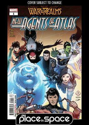 War Of The Realms: New Agents Of Atlas #1A (Wk19)