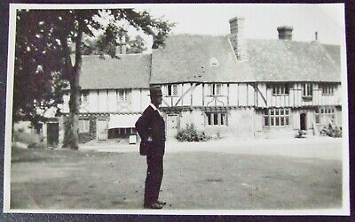 Chilham, Kent~ Rp Postcard~The Square, Chilham ~September 1937
