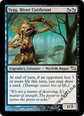 MTG X1: Puca/'s Mischief FREE US SHIPPING! Moderate Play R Shadowmoor