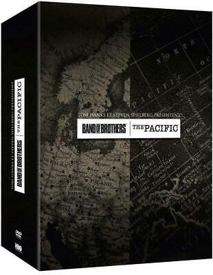 Band of Brothers + The Pacific (Repack) HBO