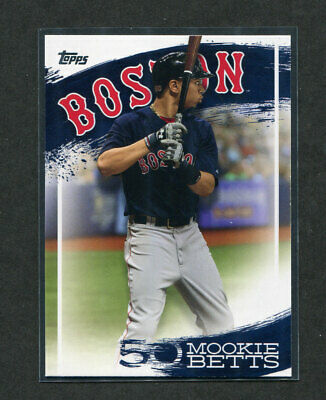2019 Topps Series 2 Mookie Betts Highlights Insert Retail Only You Pick