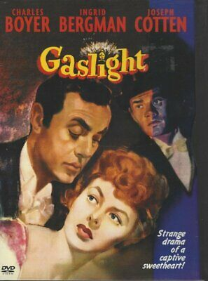 Gaslight (1940 + 1944 versions) - Ingrid Bergman, Anton Walbrook, Charles Boyer
