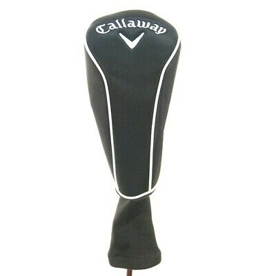 Callaway Golf Driver Black/White Piping Headcover New