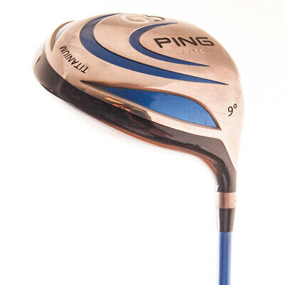 Ping G5 Driver 9* ProLaunch Blue 65 X-Flex Graphite RH