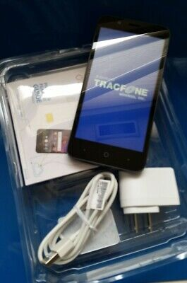 ZTE ZFIVE C Z558VL Tracfone Android Smartphone, Best Offer! - $45 00