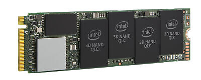 Intel 660p Series NVMe SSD M.2 Typ 2280 - 1 TB - Solid State Disk - NVMe
