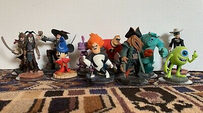 Disney Infinity 1.0 ORIGINALS You Pick your Figures