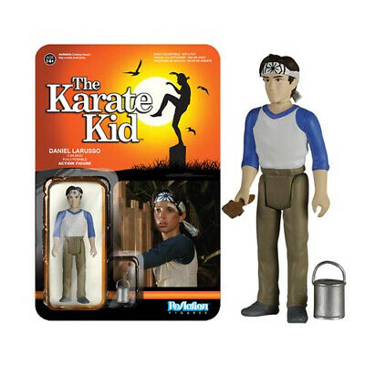 Funko Super 7 - Karate Kid ReAction Figure - DANIEL LARUSSO - New in package