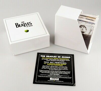 The Beatles in Mono The Complete Recordings Limited Edition Box Set New Sealed