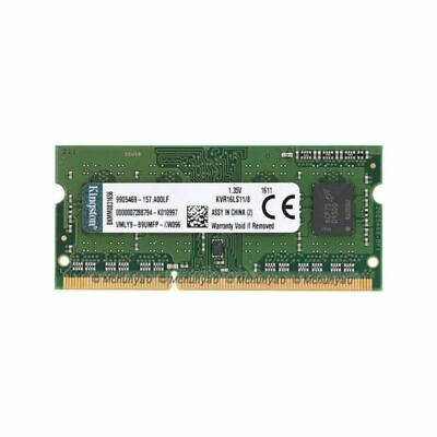 1600M​Hz Laptop 8Chips DDR3L 12800 PC3L Ram Kingston 8GB For SO-DIMM Memory sale