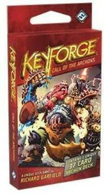 FFG CCG KeyForge - Call of the Archons Deck (2nd Printing) CCG MINT