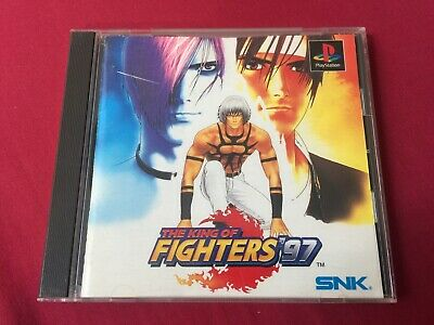 PS1 The KING OF FIGHTERS 97 KOF SNK playstation one V.S. FIGHTING game FREE POST