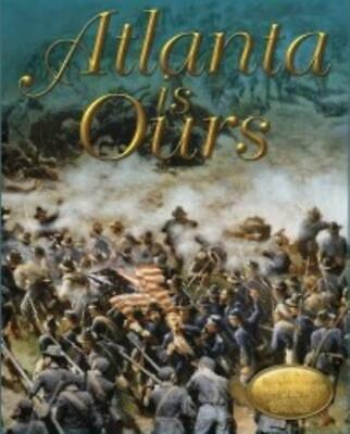 Multiman Wargame Atlanta is Ours Box SW