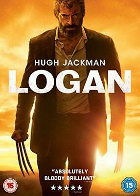 Logan [DVD] [2017], Acceptable, DVD, FREE & Fast Delivery
