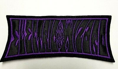 Electric Wizard Logo    Embroidered  Patch