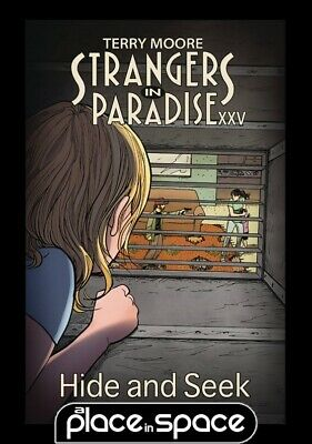 Strangers In Paradise Xxv Vol 02 Hide And Seek - Softcover