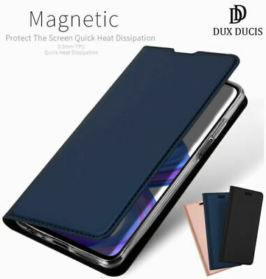 DD For Huawei Honor 20 & 20 Lite Flip Case PU Leather Wallet Magnetic Cover