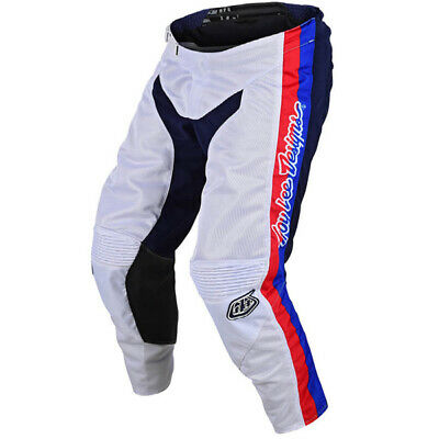 Troy Lee Designs Gp Air Premix 86 White Pants