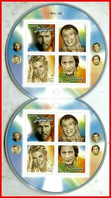 Canada Stamp Mint Full Booklet(BK351)  #2222(2222a-d) Canadian Recording Artists