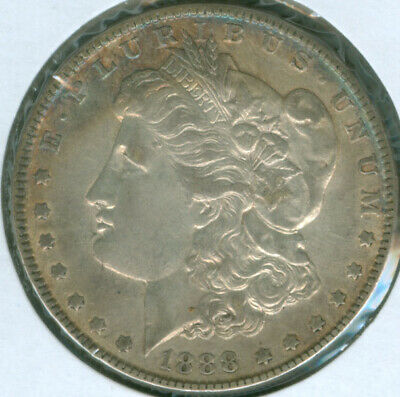 1888 Morgan Dollar Toned (1923640)