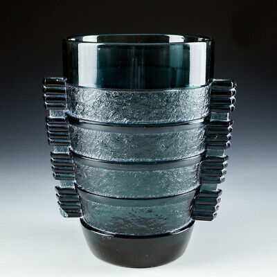 An Art Deco Vase by  D'Avesn For Daum c1935