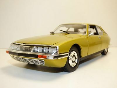 CITROEN SM MASERATI V6 golden Leaf 1/18