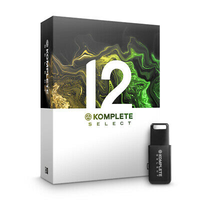 Native Instruments Komplete 12 Select (NEW)