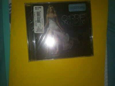 """Carrie Underwood """" Blown Away  """"  CD  Factory Sealed    [  4 ]"""