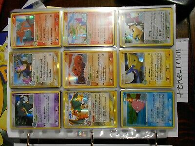A Complete Ex Crystal Guardians Reverse Holo Set Pokemon Cards