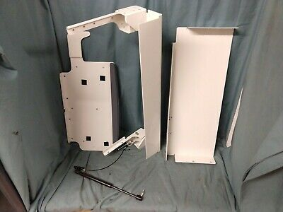 ENOVATE MEDICAL e850 WALL STATION ELIFT COMPLETE KEYBOARD TRAY FRAME PISTON PART